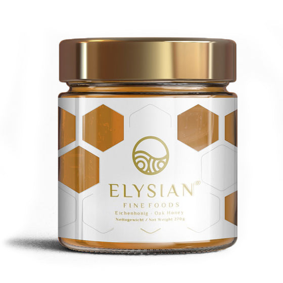 'Elysian' Oak Honey - 270g