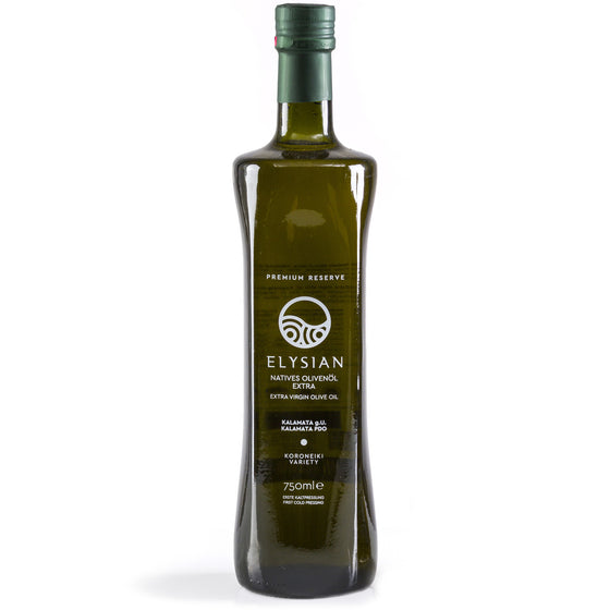 'Elysian' Extra Virgin Olive Oil - Premium Reserve -750ml