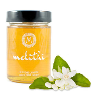 'Melithi' Orange-Tangerine trees Honey- 260g