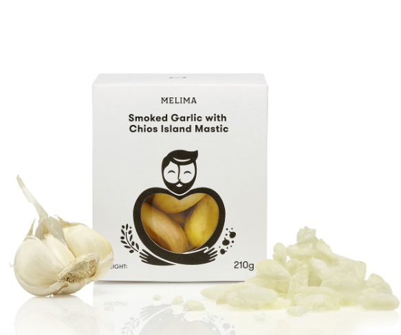 'Melima' Smoked Garlic with Chios Island Mastic - 210g