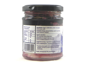 'Berryland' Vanilla Spoon Sweet with Aronia, Rose, Pepper & Mint -250g