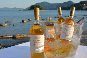 'EOSS' Samos Vin Doux - White Sweet - 750ml