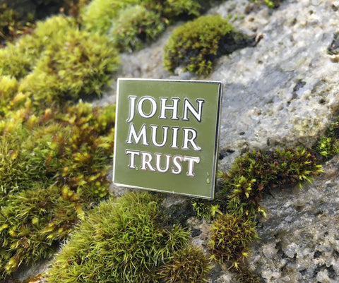 John Muir Trust Pin Badge