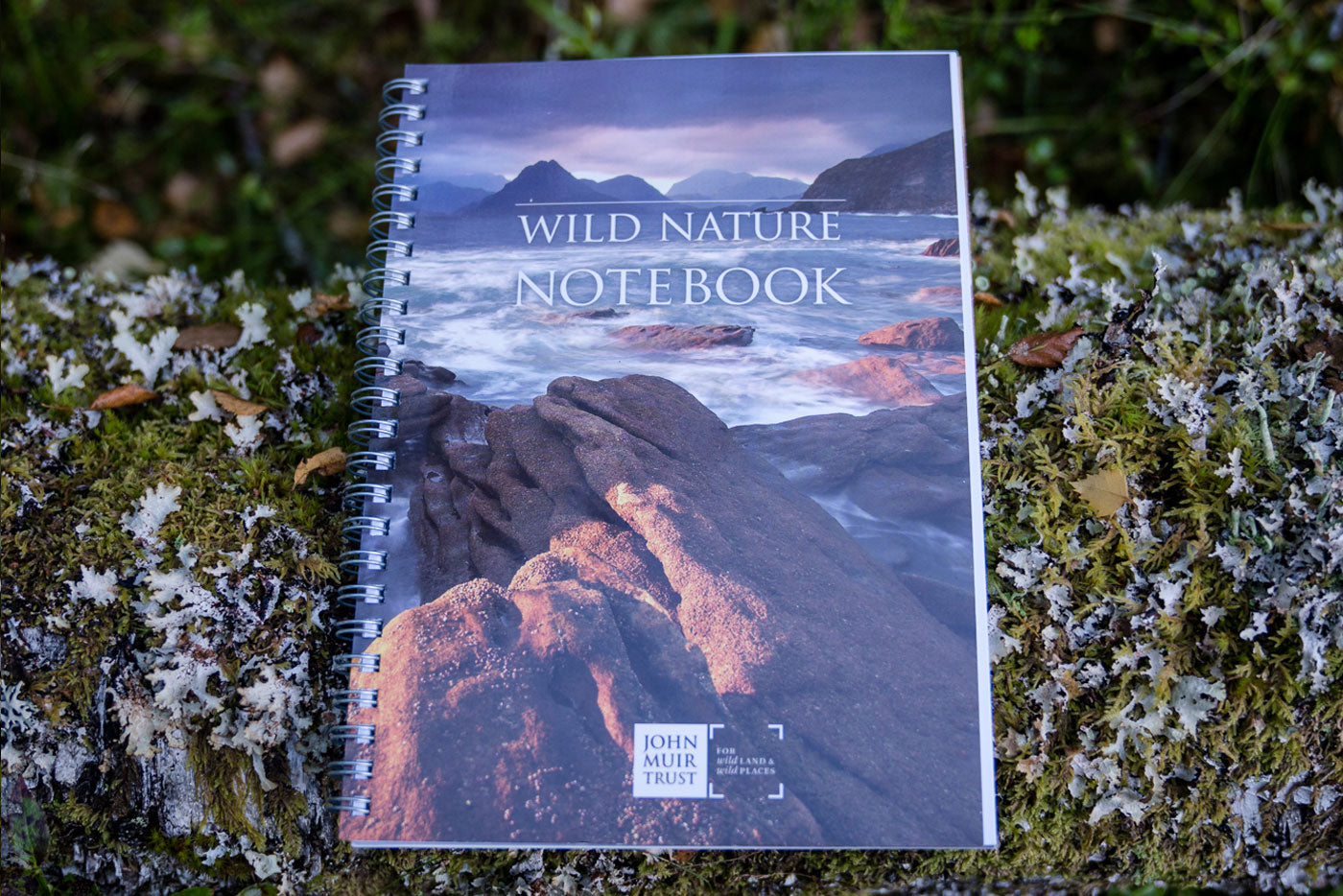 Wild Nature Notebook – A5