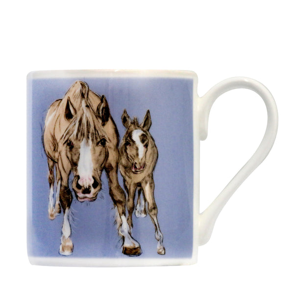 Princess & Louie Balmoral Mug by Caroline Walker