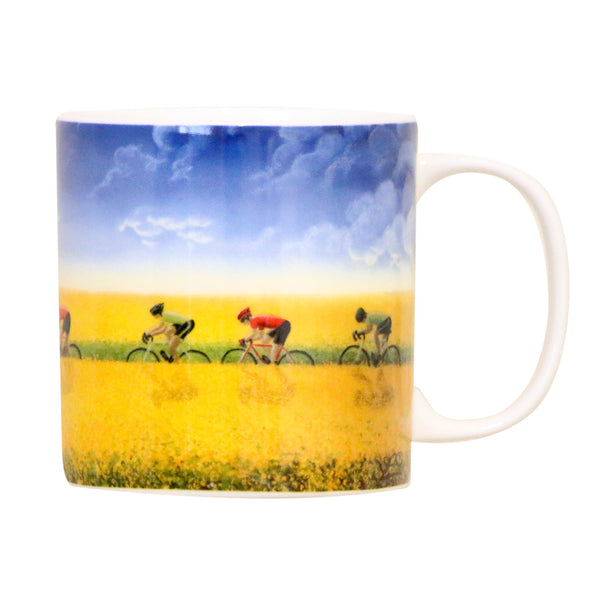 Fields of Gold Large Bone China Mug