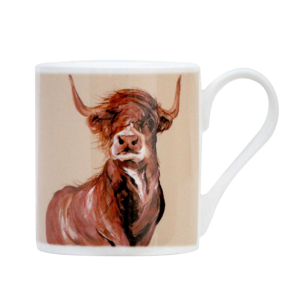 Johnny Balmoral Mug by Caroline Walker