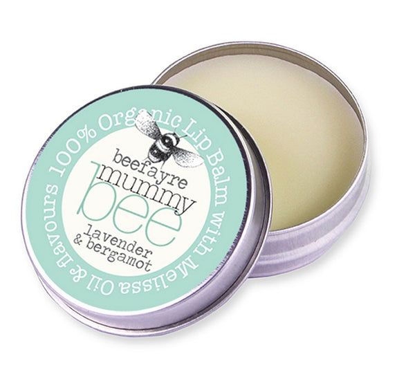 Mummy Bee Organic Lip Balm from Beefayre