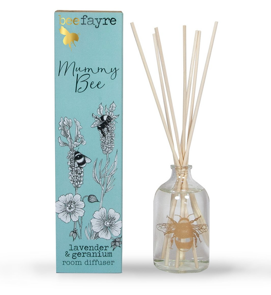 Mummy Bee Large 100ml Room Diffuser by Beefayre .