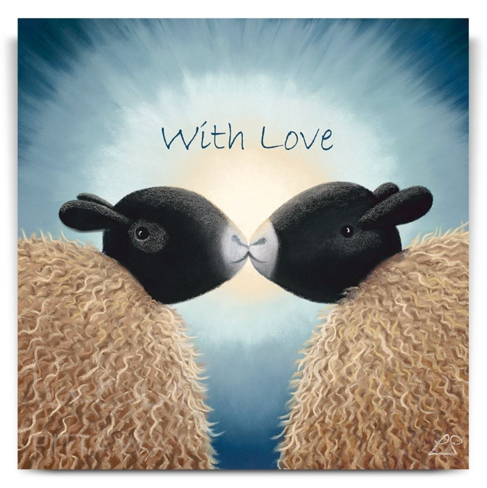 With love greetings card suehoo with love greetings card kristyandbryce Image collections