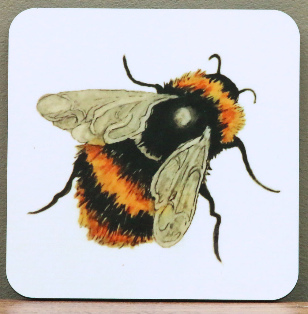 Bee Coaster by Clare Tyas.