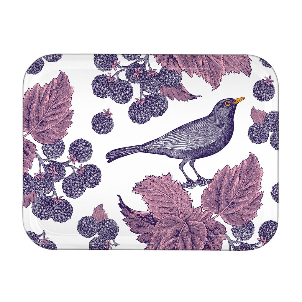 Blackbird & Bramble Small Tray by Thornback and Peel