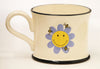 Baking's my happy place Earthen Ware Mug by Moorland Pottery