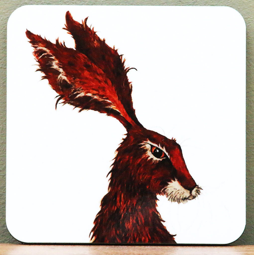 Jimmy Hare Coaster by ClareTyas
