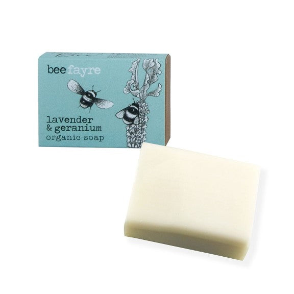 Mummy Bee 100g soap by Beefayre