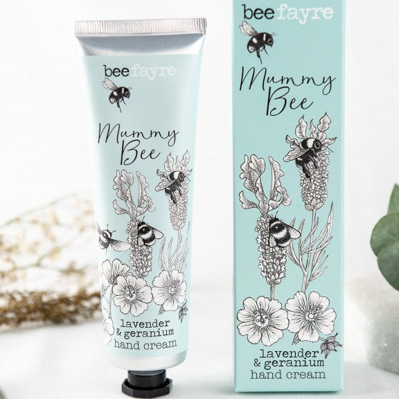 Mummy Bee Hand Cream by Beefarye