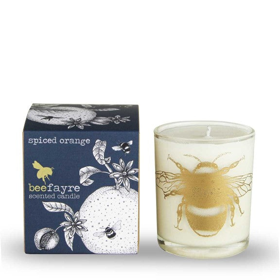 Spiced Orange Large Candle by Beefayre