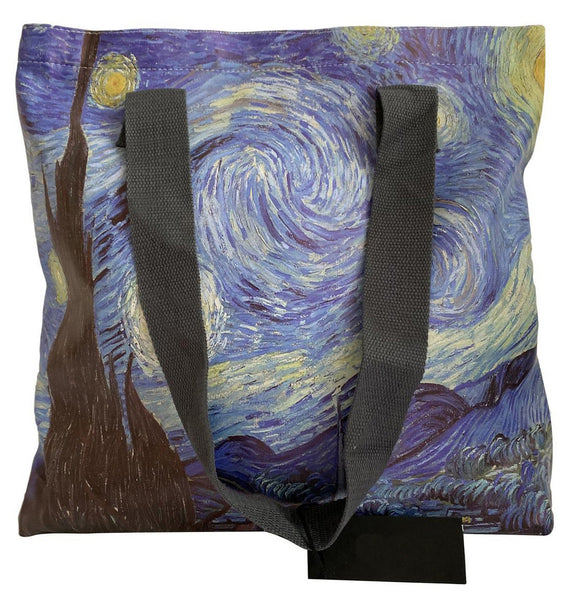 Van Gogh Starry Night Print Shopper