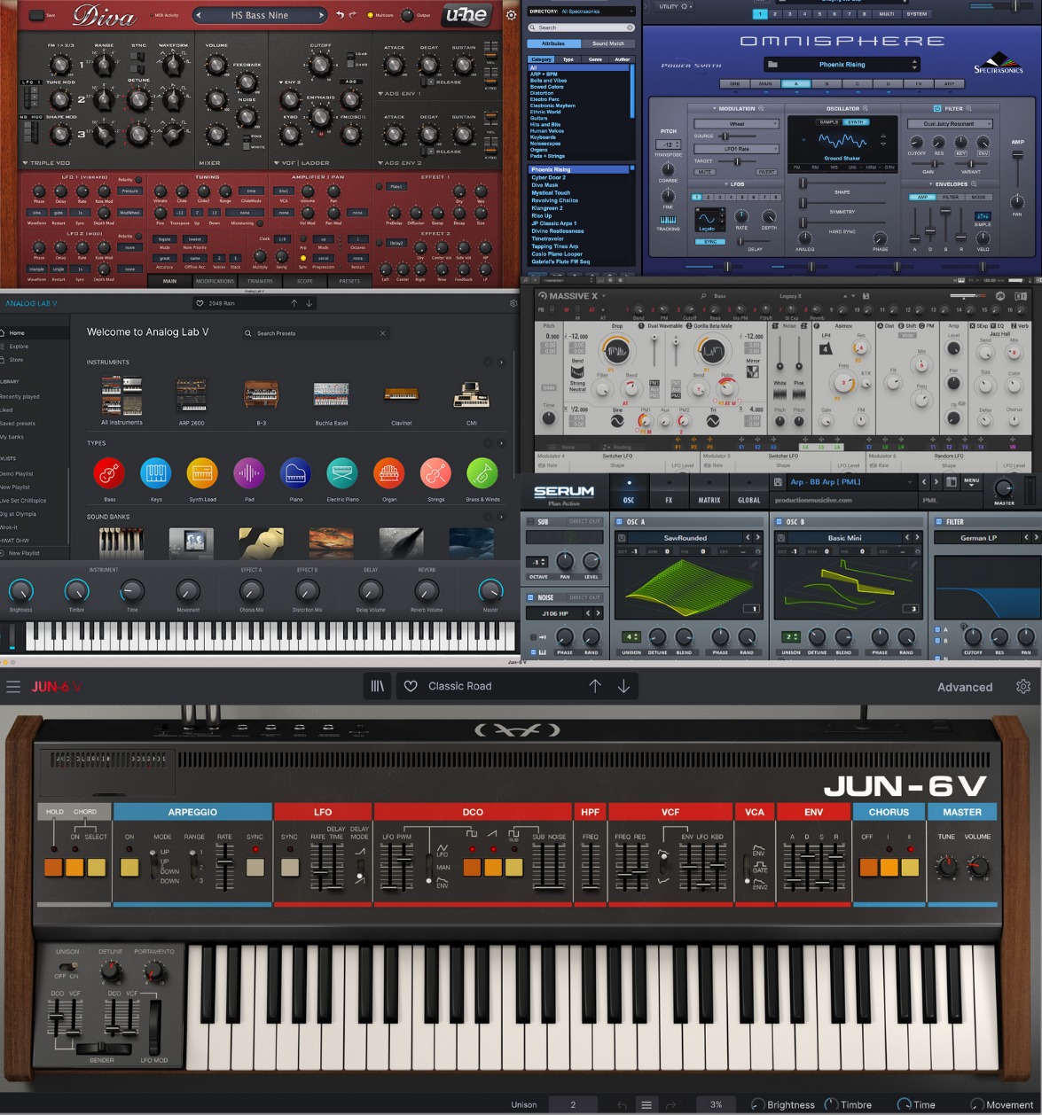 6 Best VST Synths For Complete Beginners 2021 Head Image