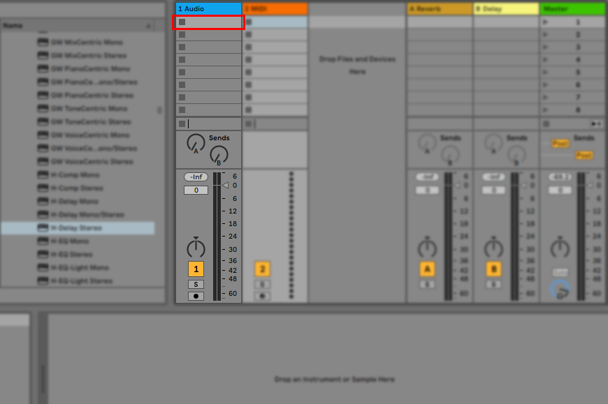 How To Use Samples In Ableton Live 10 Audio
