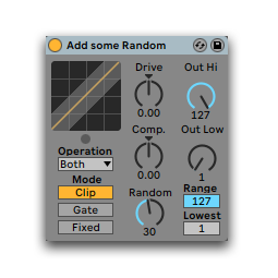 how to make your music sound better by adding random velocity
