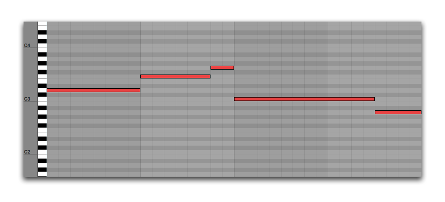 How To Make Melodies Starting With Bass Notes