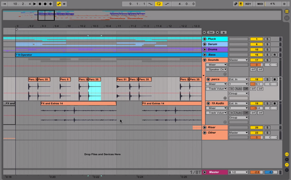 Free Ableton Project File Cheerful