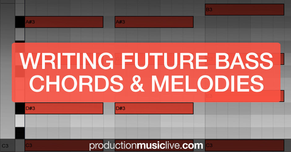 Writing chords and harmony tips