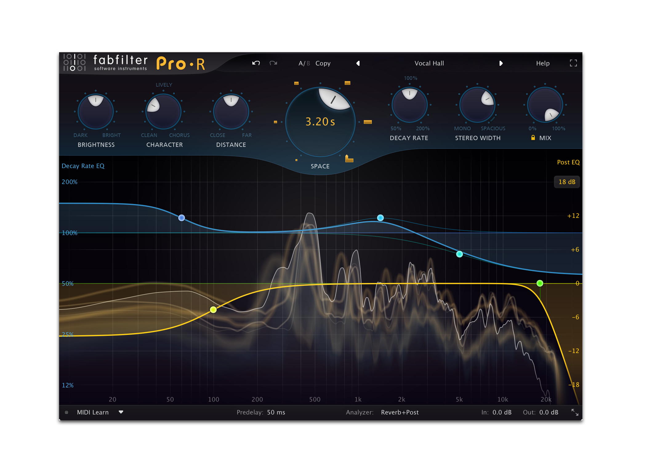 Best Reverb Plugins FabFilter Pro-R