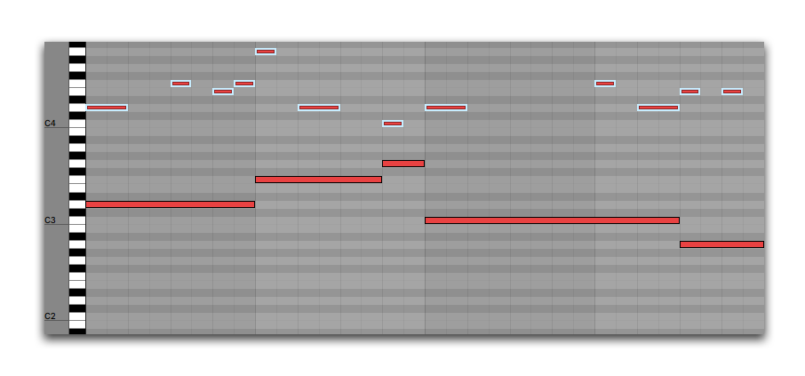 How To Make Melodies Filling In The Gaps