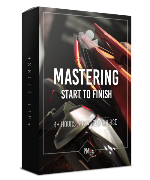 Full Mastering from Start to Finish