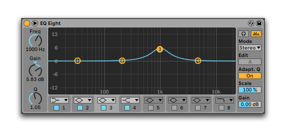how to EQ kick and bass
