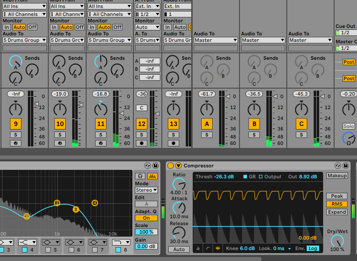 How To Compress Your Kick Drum