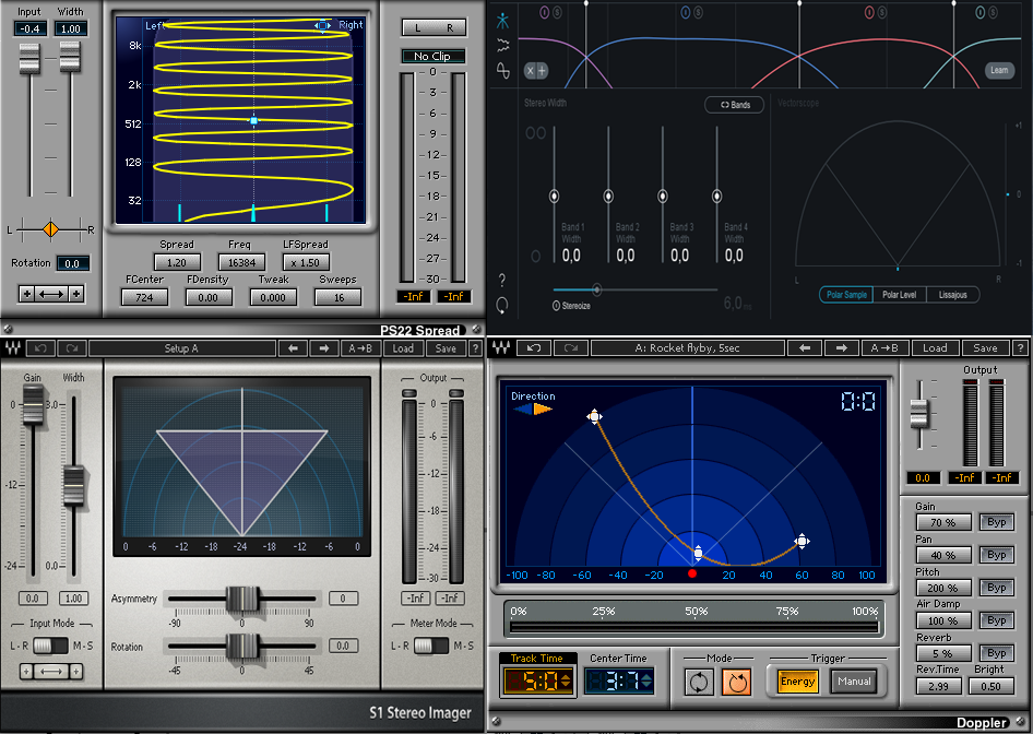 How To Get A Wide Stereo Mix VST Plugins