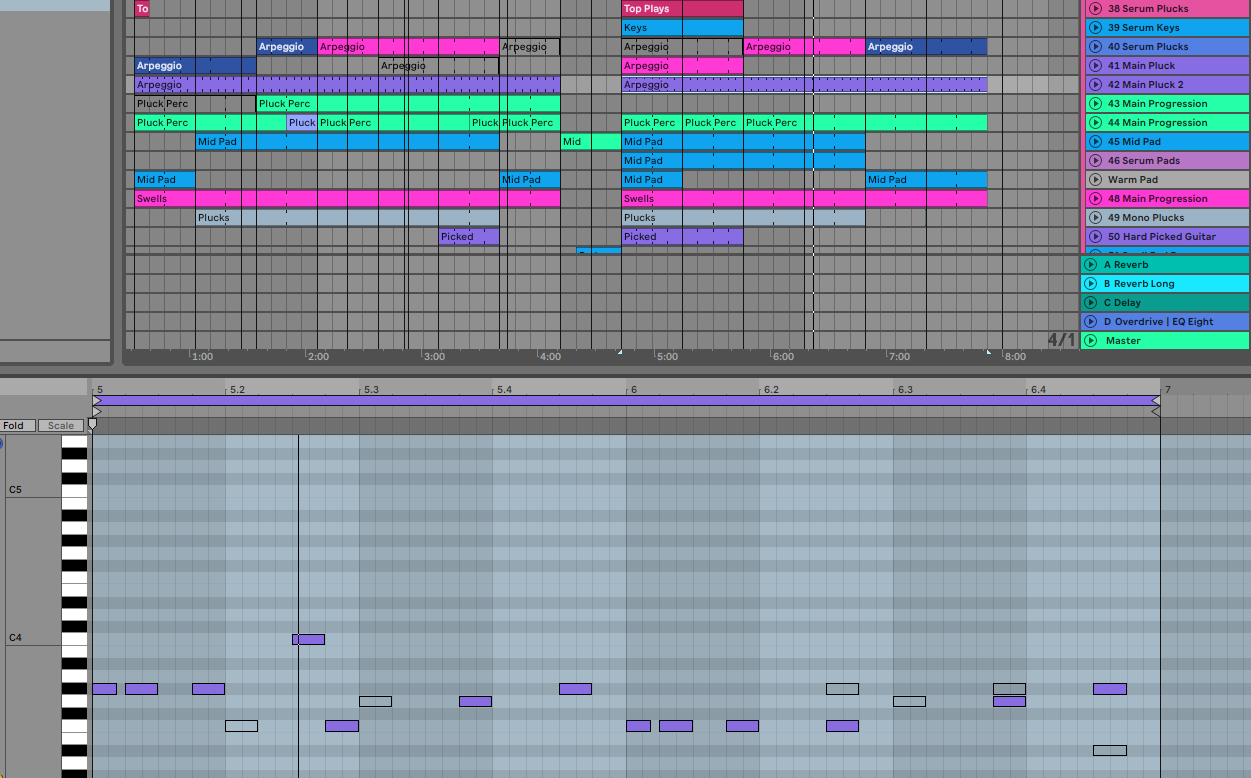 5 Steps To Layer Your Lead Sound In Ableton