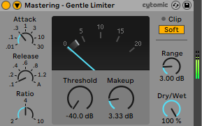 How To Make Fatter Drums Use Limiter Ableton