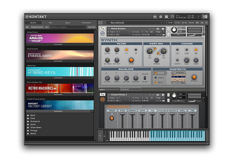 Best FREE VST Plugins For Trap Beats Native Instruments Kontakt 6