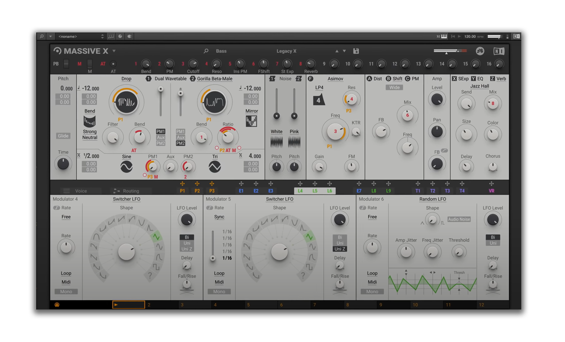 Massive X is one of the best VST synth plugins of 2021