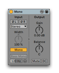 How To Make Your Mix Wider Mono
