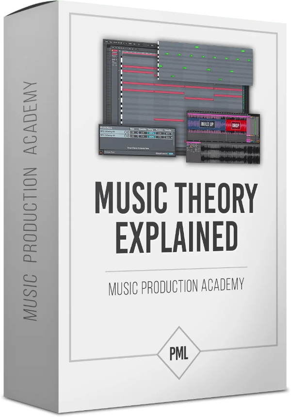 Music Theory Explained Product Box