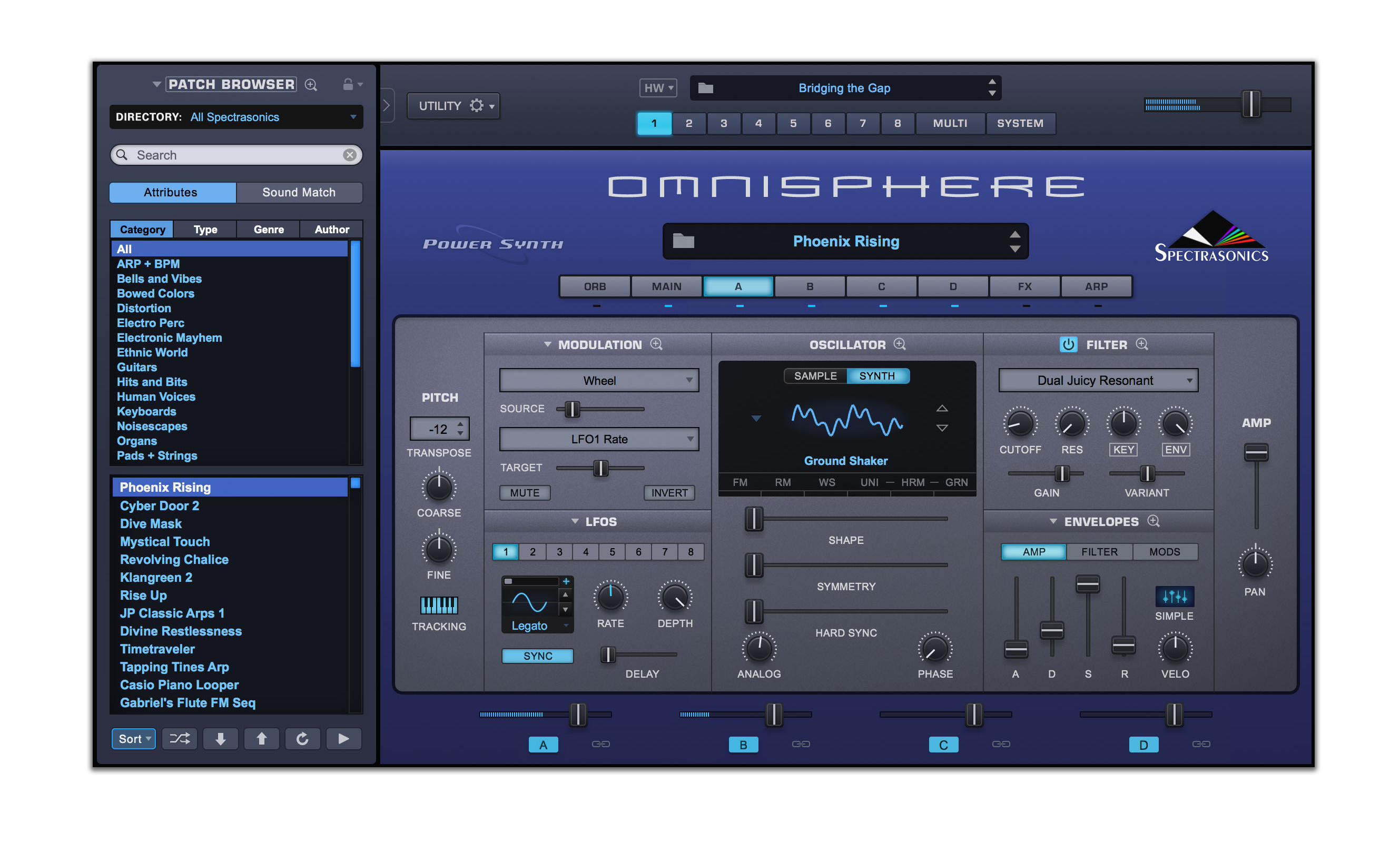 Omnisphere 2 is one of the best synths for beginners