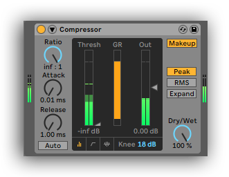 mixing music overcompressing