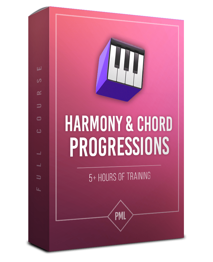 Harmony and Chord Progressions Product Box