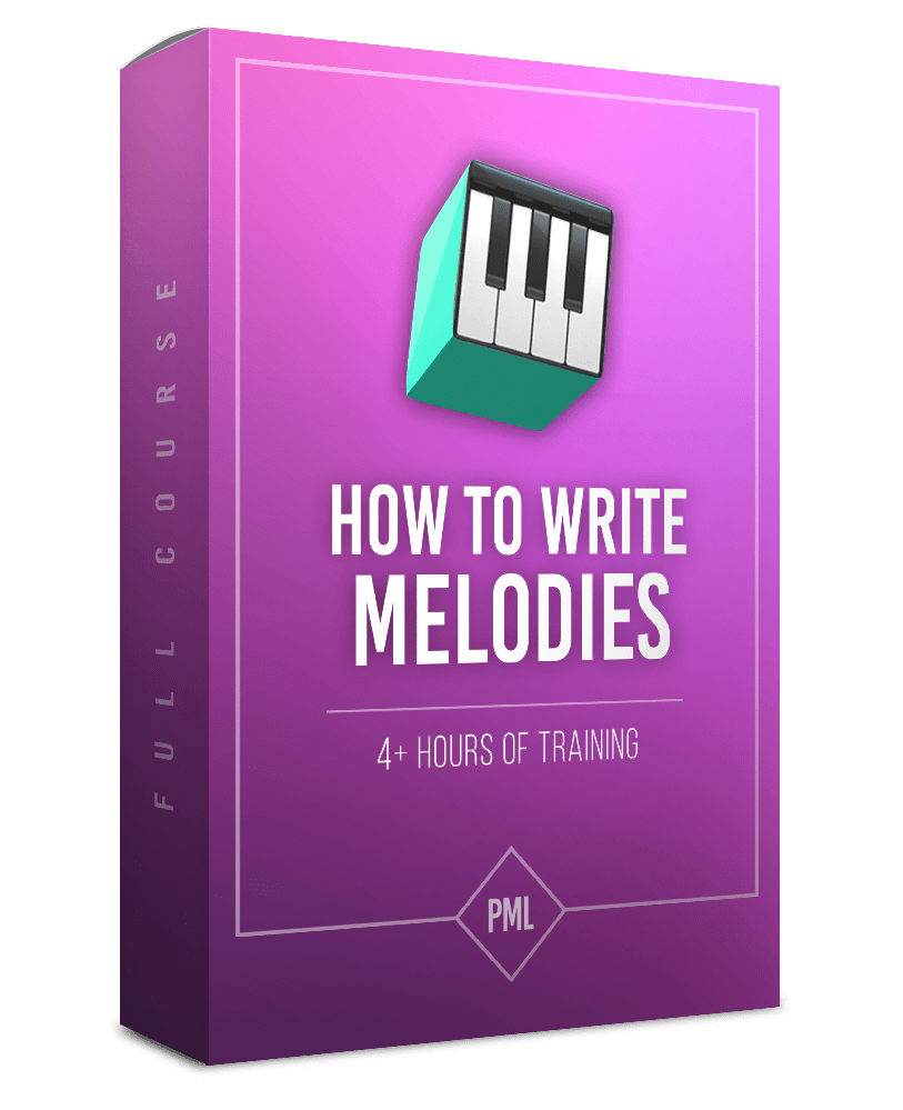 How to Write Melodies Product Box