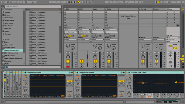 PML Ableton Only Mastering Chain