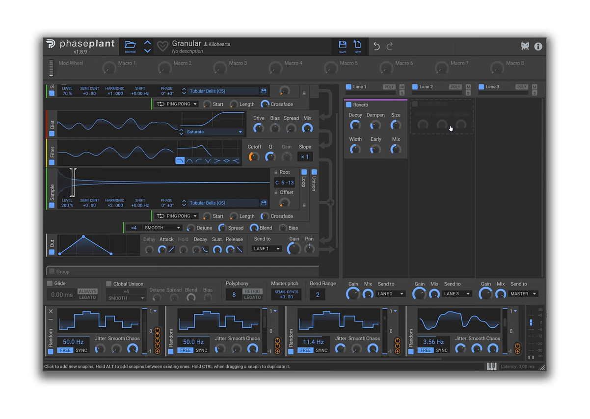 Phase Plant is one of the best VST synth plugins of 2021