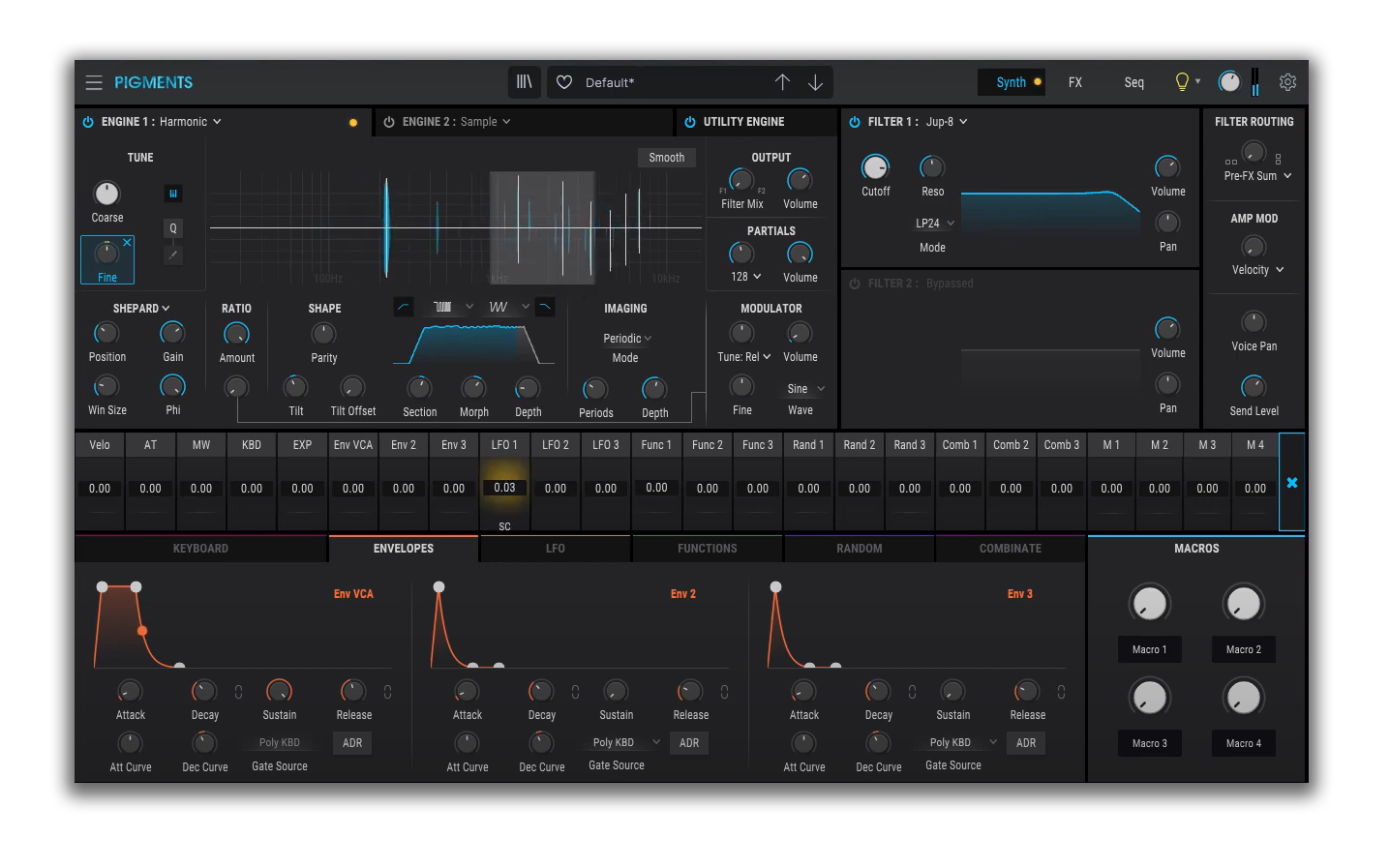 Pigments 3 is one of the best VST synth plugins of 2021