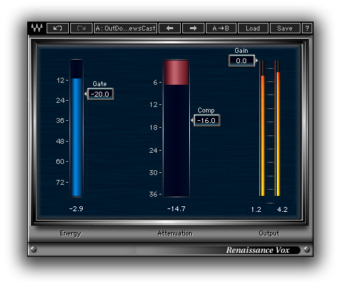 Best VST plugin for mixing Vocals Renaissance Vox by Waves