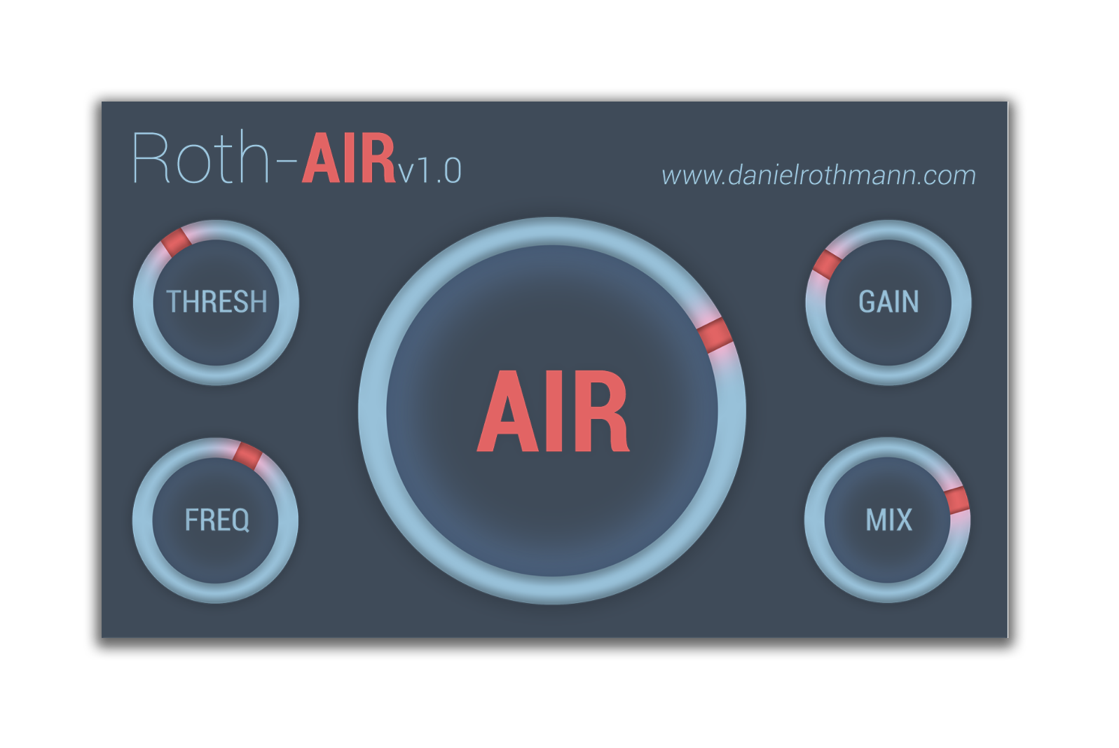 Roth-AIR best free saturation plugin