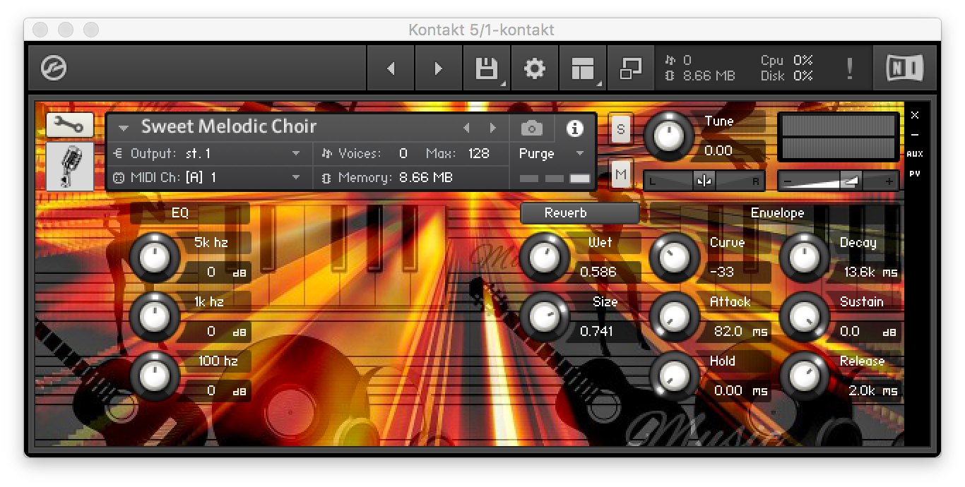 choir free kontakt instruments